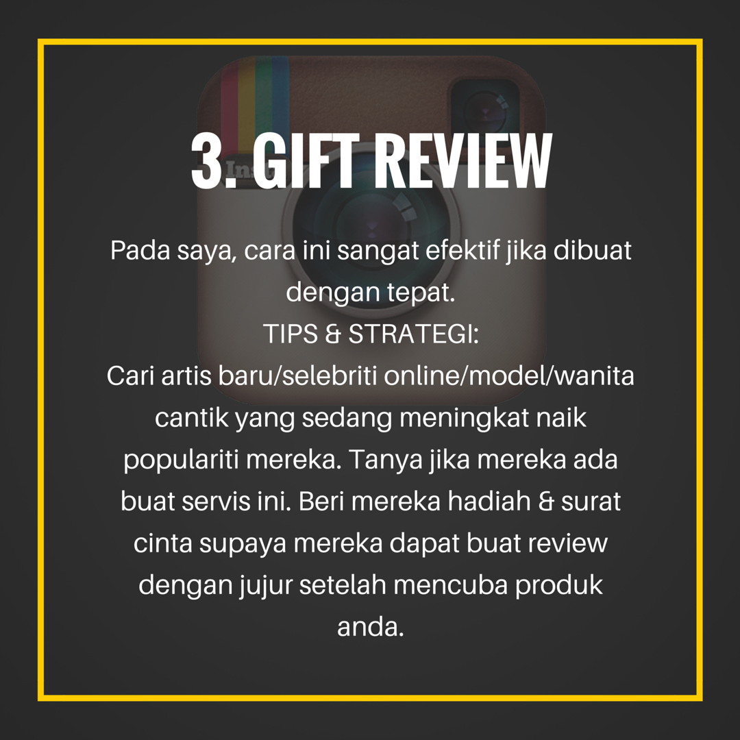 gift review